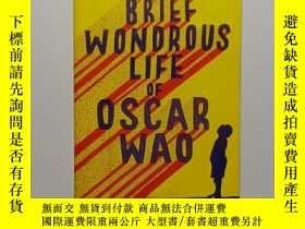 二手書博民逛書店THE罕見BRIEF WONDROUS LIFE OF OSCAR WAO(英文原版)Y245709 出