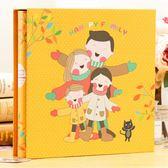 相簿相冊影集5寸800張相冊本插頁式家庭大容量盒裝7寸混合過塑可放xw