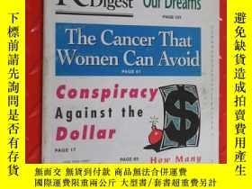 二手書博民逛書店READER S罕見DIGEST APRIL 1995Y1596