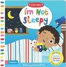 【睡前的程序】BIG STEPS: I'M NOT SLEEPY /硬頁操作書《主題:床邊故事.自主管理》