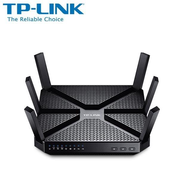 《TP-LINK》 Archer C3200 AC3200 無線三頻Gigabit路由器