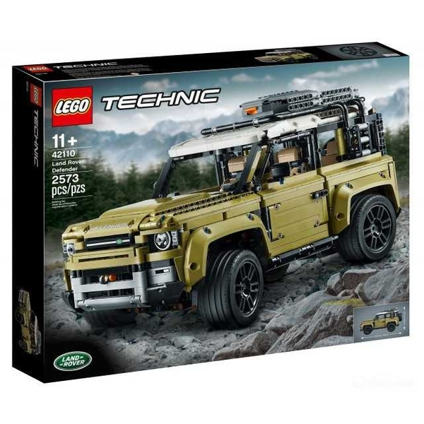 LEGO 樂高 Technic系列 動力科技系列 Land Rover Defender 越野車 42110