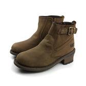 CAT PAMELA WP 靴子 咖啡色 女鞋 no130