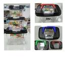 方型飼育盒【L 大型】藍 綠 紅 3種顏色隨機出貨 甲蟲 獨角仙 魚事職人