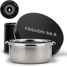 金時代書香咖啡 PESADO 58.5mm 雙份粉杯 22g HG2465
