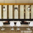 燈罩現代簡約餐廳吊燈外殼創意鐵藝咖啡廳酒吧過道燈具配件 NMS快意購物網