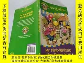 二手書博民逛書店Mr罕見Pink-Whistle Has Some Fun:粉紅哨子先生玩得很開心.Y200392