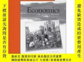 二手書博民逛書店Study罕見Guide For Mankiw s Principles Of Economics, 5thY