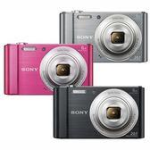 SONY DSC-W810 數位相機 ★贈16G卡+電池(共2顆)+原廠包+保護貼+小腳架+清潔組+讀卡機大全配