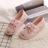 月子鞋秋季厚底包跟產后軟底夏薄款孕婦鞋透氣防滑產婦鞋月子拖鞋 錢夫人