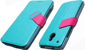 BASEUS HTC One mini(601e) 側翻手機保護皮套 信仰系列