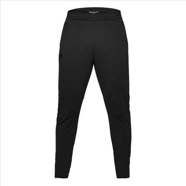 樂買網 Under Armour 18SS 男士UA Sportstyle Pique長褲 1313201-002 黑色