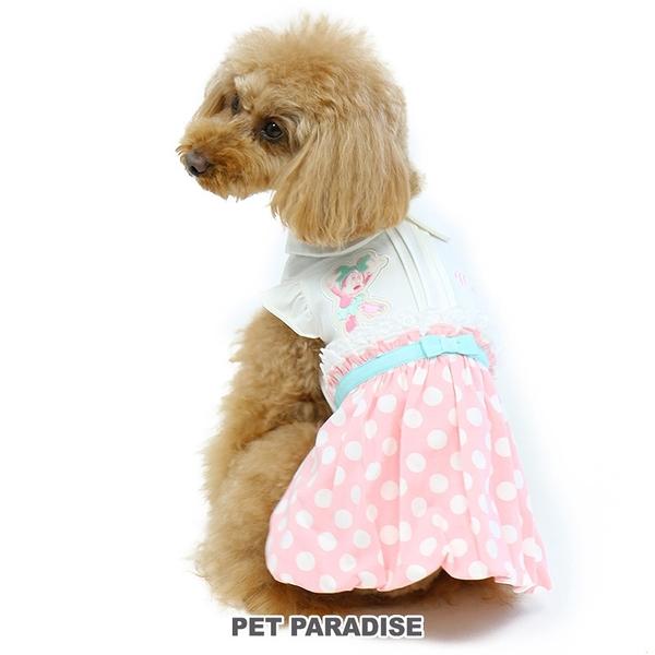【PET PARADISE 寵物精品】DISNEY 米妮粉點洋裝 (3S/DSS/DS)