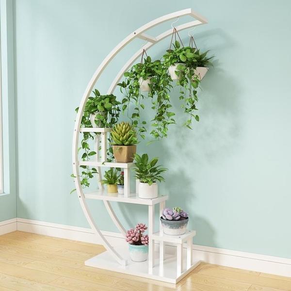 客廳家用花架子花盆歐式架