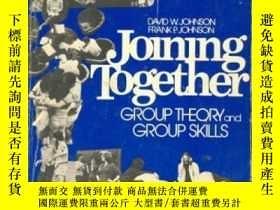 二手書博民逛書店Joining罕見Together: Group Theory