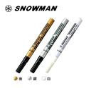【奇奇文具】雪人SNOWMAN EFWP-12/ EFGP-12/ EFSP-12 極細油漆筆 (三色可選)  (12支)