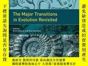 二手書博民逛書店【罕見】The Major Transitions In Evolution RevisitedY175576