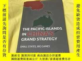 二手書博民逛書店英文原版:The罕見Pacific Islands in Chi