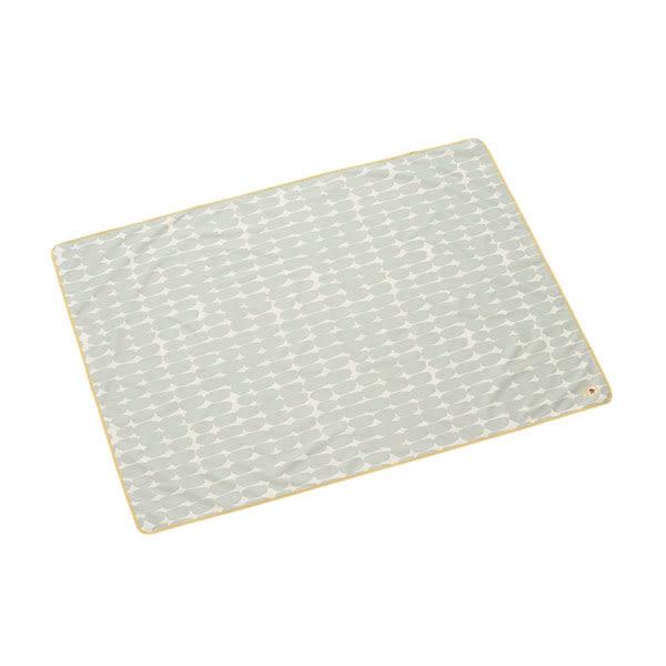 [LOGOS] 大圓點防水地墊 185×145cm (LG71809634)