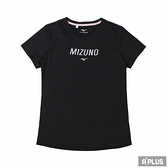 MIZUNO 女 圓領T(短)-32TA120109