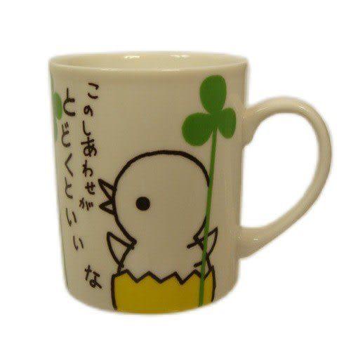 Shinzi Katoh heart warming collection超Q小鴨馬克杯(含運價)