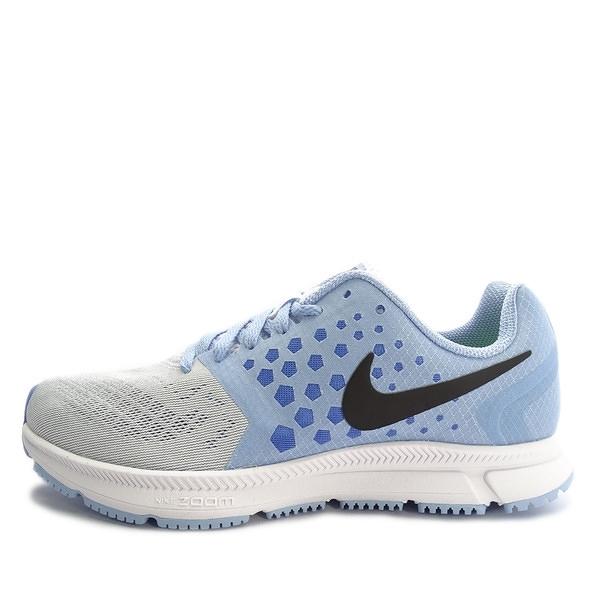 WMNS Nike Zoom Span [852450-402] 女鞋 慢跑 運動 休閒 銀 黑