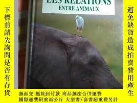 二手書博民逛書店Les罕見relations entre animauxY179
