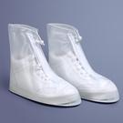 雨鞋套 男女戶外下雨天旅游便攜式水鞋套 防滑加厚底防雨防水鞋套  快速出貨