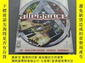 二手書博民逛書店Allegiance罕見電腦遊戲Y281338 其它 其它 出版