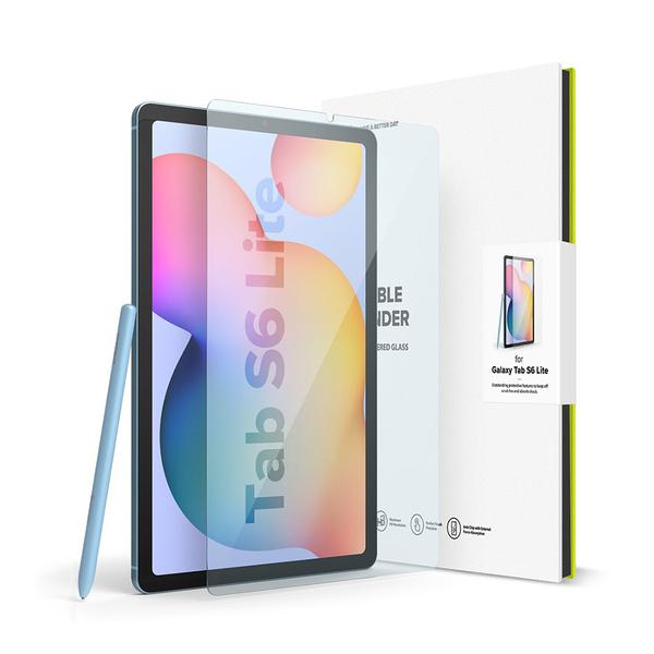 Rearth Ringke 三星 Galaxy S6 Lite 平板強化玻璃螢幕保護貼