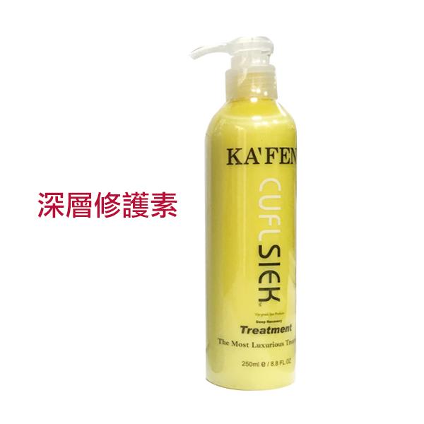 KAFEN卡氛 還原酸蛋白系列 洗髮精/護髮素 250ml 控油/鎖色/保溼 多款可選【YES 美妝】
