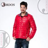 【JORDON 橋登 男 超輕羽絨夾克《紅》】978/羽絨外套/羽絨衣/保/戶外