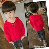 男童針織衛衣寶寶秋裝毛線衣1-23-4-5-6歲新款兒童休閒外套打底衫·蒂小屋