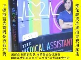 二手書博民逛書店Study罕見Guide for Kinn s The Medical Assistant......(eleve