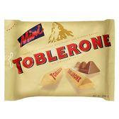 TOBLERONE 瑞士三角迷你巧克力  200g【愛買】