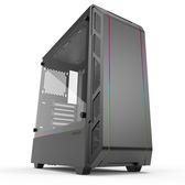 Phanteks 追風者 Eclipse PH-EC350PTG_DBW鋼化玻璃D-RGB黑/白機殼
