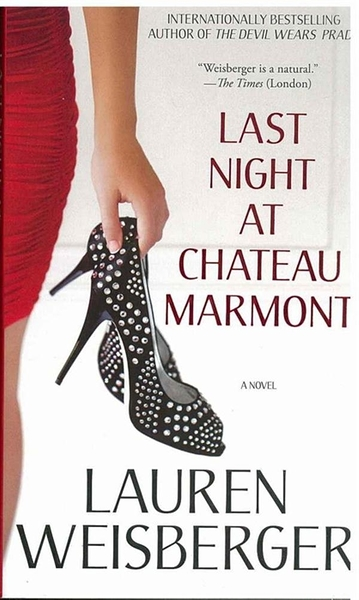 (二手書)Last Night at Chateau Marmont