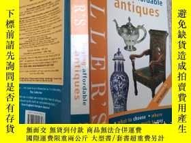二手書博民逛書店Miller s罕見price guide 2005 buying affordable antiquesY2