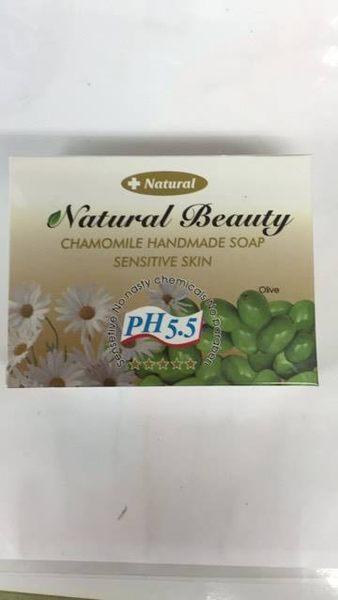 敏康 柔芙皂 110g(盒)*12盒~敏感性膚質專用