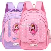 兒童背包 小學生書包6-12周歲 女兒童雙肩包 3-5年級女童背包 1-3年級女孩 京都3C