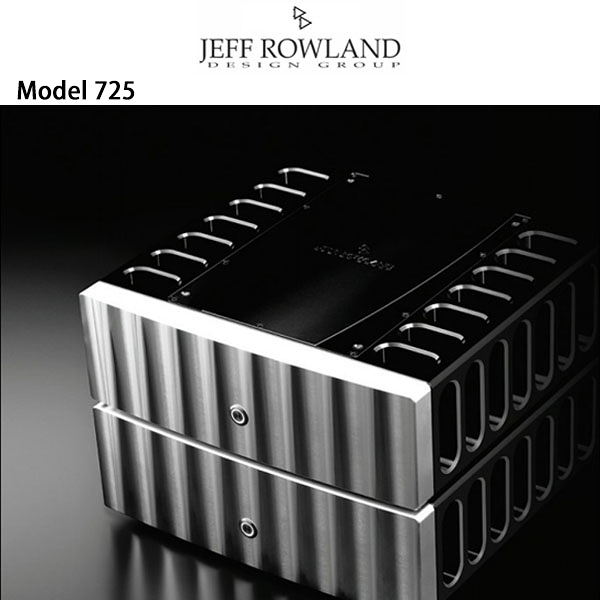 【勝豐群音響新竹】Jeff Rowland  Model 725 Monoblock Power Amplifier  後級擴大機
