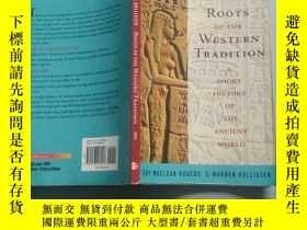 二手書博民逛書店ROOTS罕見OF THE WESTERN TRADITION(
