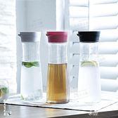 日本ASVEL 冷水壺 密封涼水壺 1.1L果汁壺 冰箱冷藏冷水瓶 涼茶壺 享購