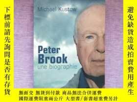 二手書博民逛書店Peter罕見Brook: une biographieY234