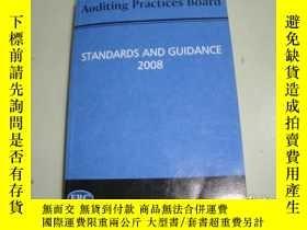 二手書博民逛書店Auditing罕見Practices Board STANDA