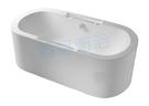 【麗室衛浴】BATHTUB WORLD  壓克力造型獨立缸 LS-41078E 170*85*54Ccm