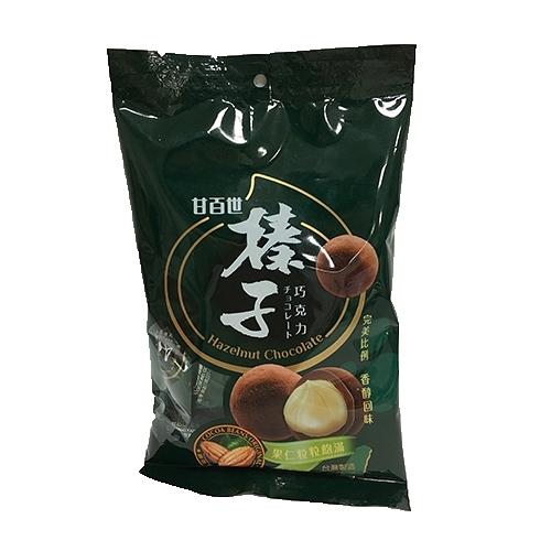 甘百世榛子巧克力70g【愛買】