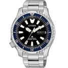 CITIZEN星辰PROMASTER極限探索機械錶 NY0098-84E 藍