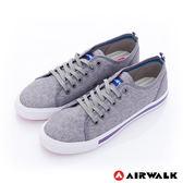 美國AIRWALK- U.S.A.夏日彩漾綁帶帆布鞋(女) 灰 390元起