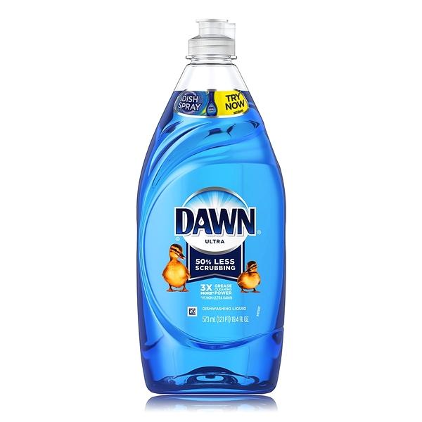 美國第一品牌.濃縮3倍 DAWN洗碗精(原味)573ml